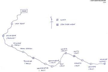 mapa_trekking_kalaw_inle