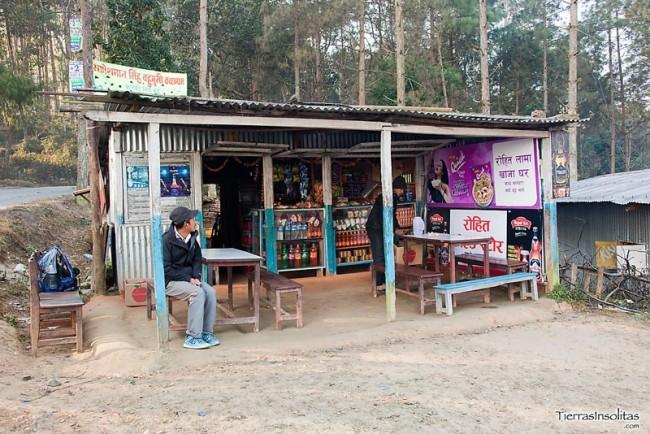 desayuno trekking valle katmandu