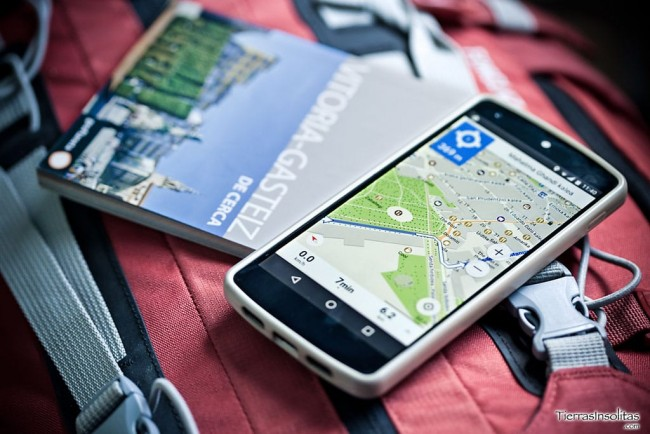 aplicaciones móvil para viajar