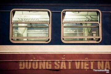 trenes en vietnam