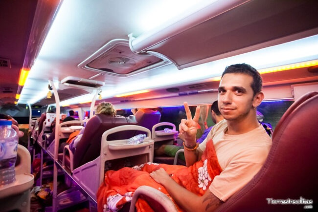 autobus ninh binh hue