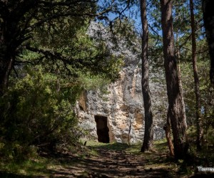 cuevas eremíticas de valdegovía