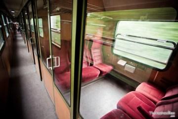 moverse en tren por rumanía