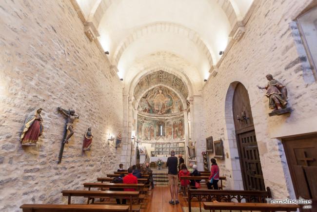 visitas guiadas iglesias pinturas medievales en álava