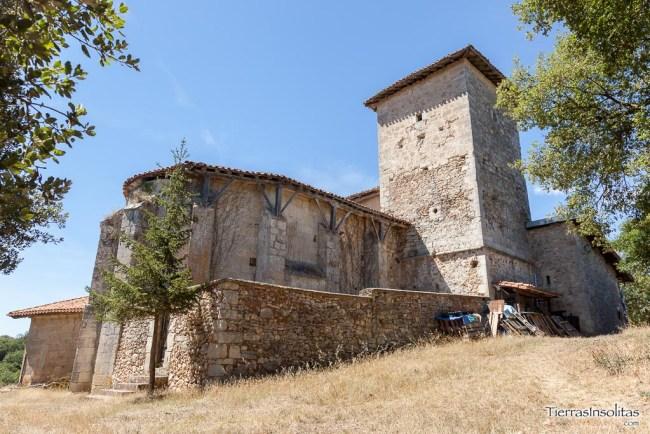 iglesia de san pedro aguillo