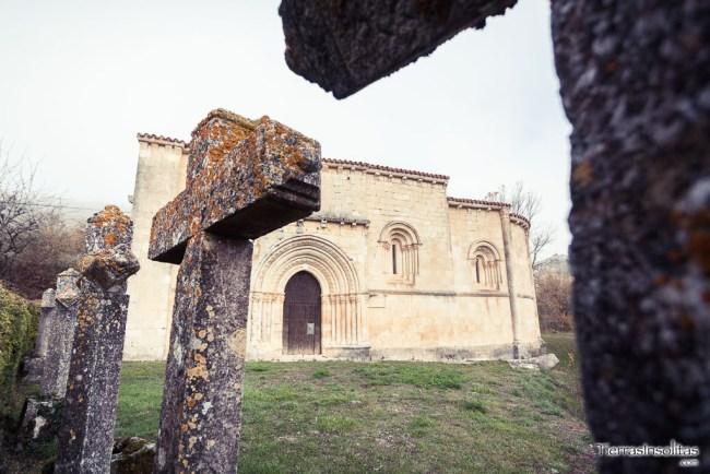 ruta del románico en el condado de treviño