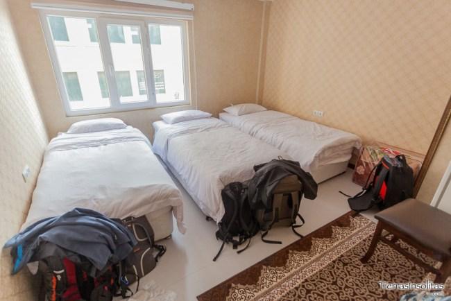 hotel sabalan inn en teherán