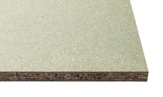 tablero madera aglomerado hidrófugo