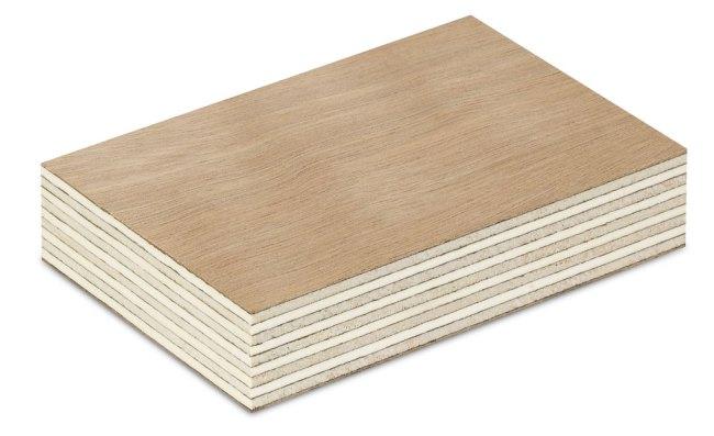 tablero madera contrachapado
