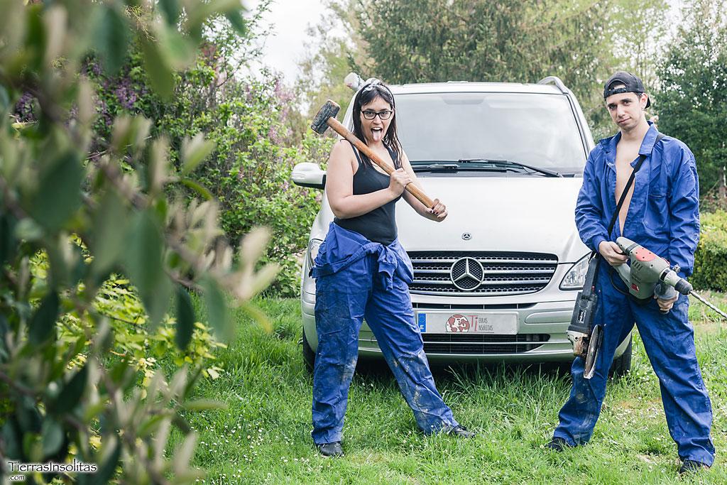 Cómo FABRICAR MUEBLES para furgonetas camper » BricoFurgo Prt4