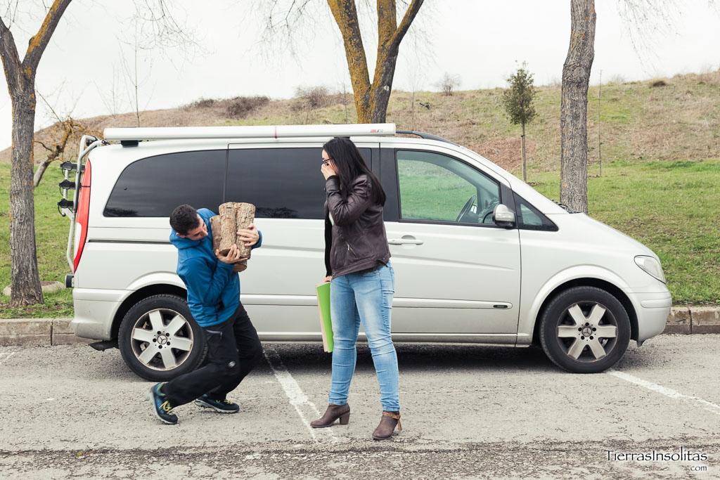 ¿Qué MADERA usar para CAMPERIZAR tu furgoneta? » BricoFurgo Prt3