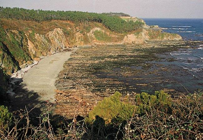 playa de cambaredo asturias