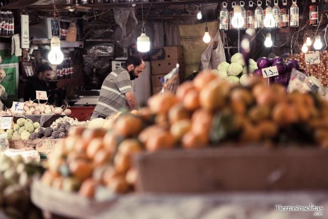 antiguo bazar qom