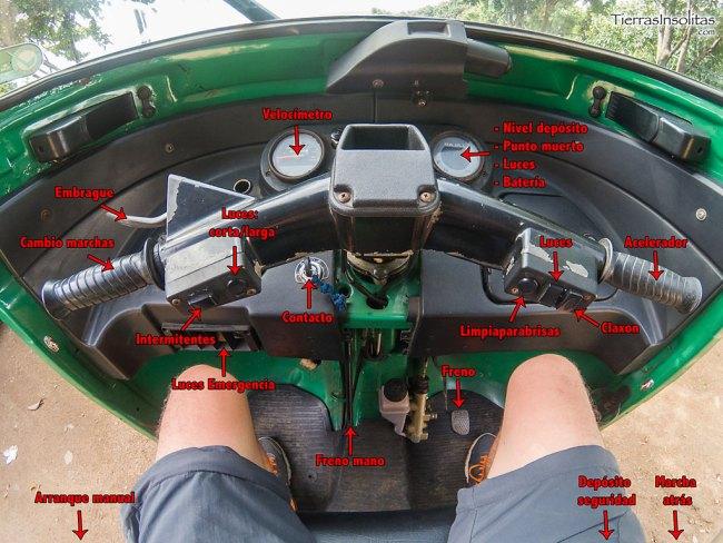 curso cómo conducir un tuk tuk