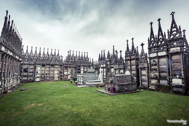 cementerio de goiriz terra chá