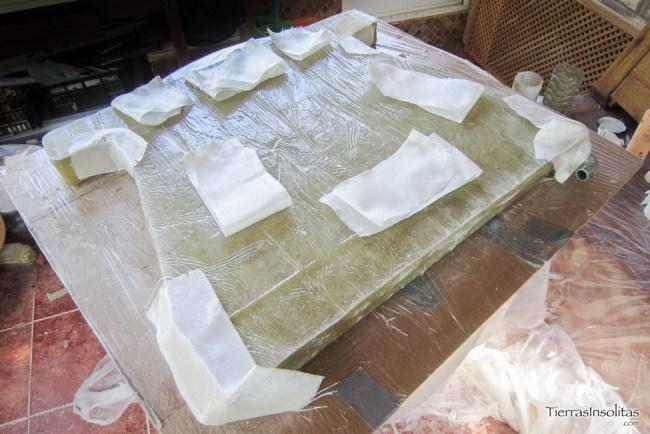 mejora pegado tapa fibra de vidrio