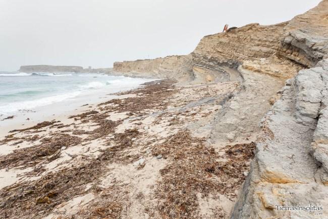 playa do portinho da areia do norte peniche