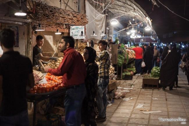 bazaar-e sartasari kermán