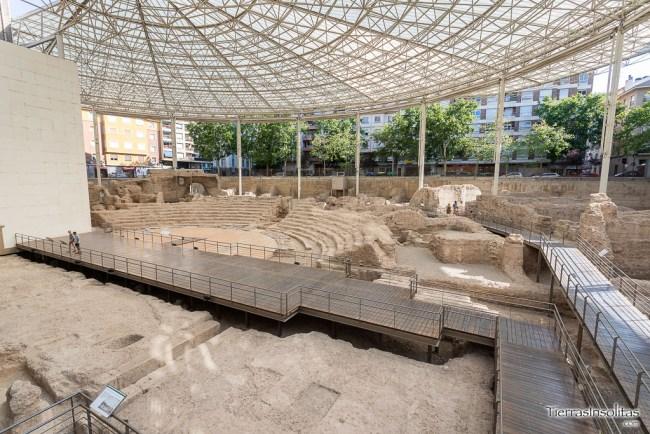 teatro romano caesaragusta