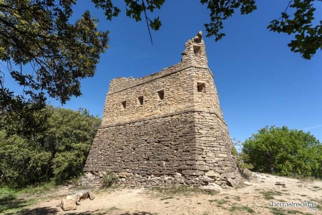torre telegrafía de esquível gomecha álava