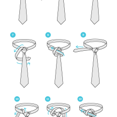 Diagram Of A Nerd 1985 Jeep Cj Wiring How To Tie Eldredge Knot | Ties.com