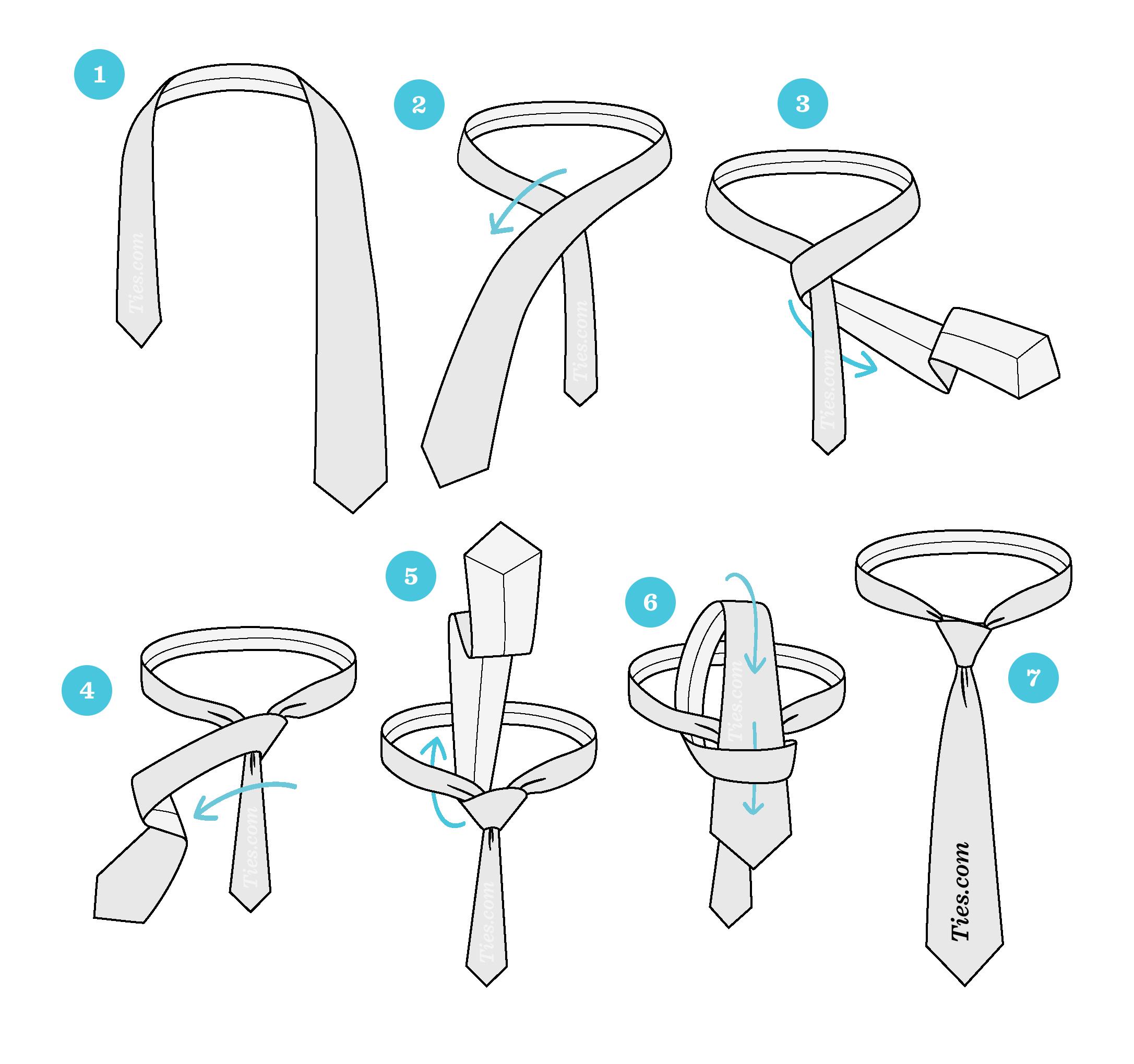 Tie The Eldredge Knot Diagram Tying