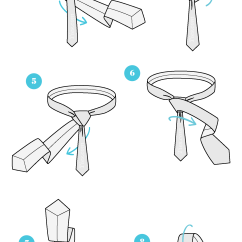 How To Tie A Bow Step By Diagram 2005 Crf50 Wiring Half Windsor Knot Ties Com The Tying Instructions