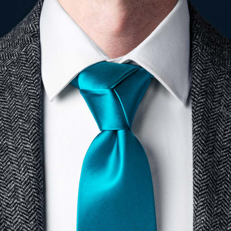 How To Tie A Tie The Doublewrap Balthus Knot