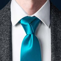 How To Tie A Big Necktie Knot | Howsto.Co