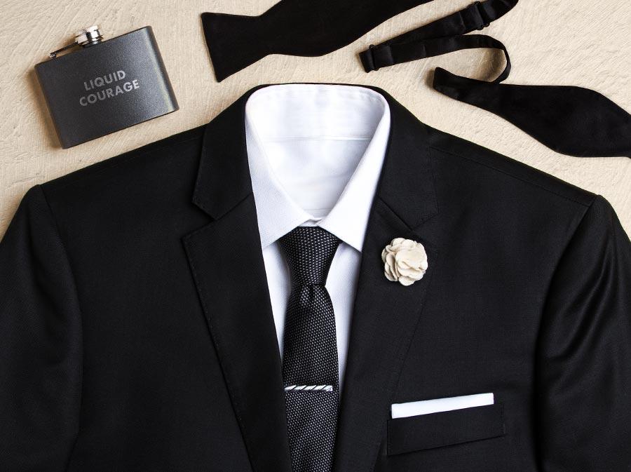 Wedding Ties  Neckties For Groomsmen  Tiescom
