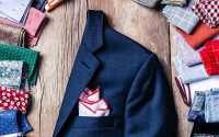 hot pink tie and pocket square | Full Wallpapers