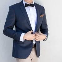 Wear This: Skinny Bow Ties - The GentleManual | A Handbook ...