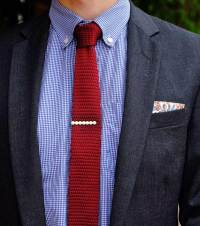 The Knit Tie: Why You Need One, How to Wear One - The ...