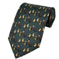 Chess Novelty Tie from Ties Planet UK