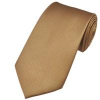 Plain Beige Silk Tie from Ties Planet UK