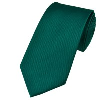 Plain Teal Green Silk Tie from Ties Planet UK