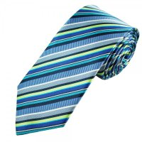 Blue Green Striped Tie Related Keywords - Blue Green ...