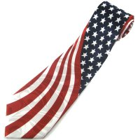 USA Flag Novelty Tie from Ties Planet UK