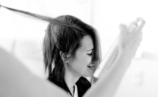 Ideen für das Haarstyling der Braut