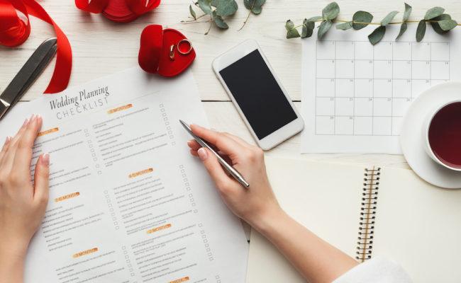 Praktische Checkliste für die standesamtliche Trauung