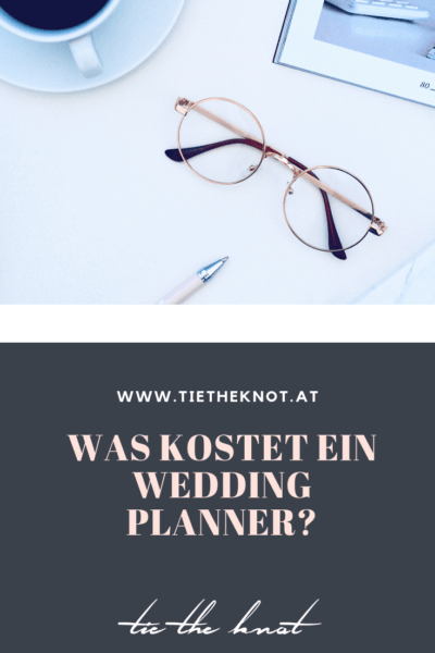Was kostet ein Wedding Planner?