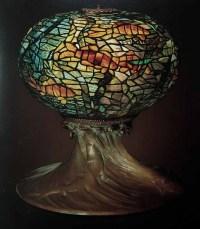 """16"""" Fish Bowl lamp"""