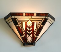 Wall lamps - - Tiffany Wall Lamp AL0037