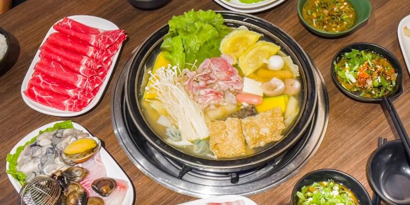 [新北火鍋]旺角石頭火鍋(附菜單)/超人氣排隊平價火鍋/花生沙茶醬是經典、CP值高又美味