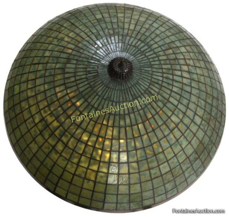 197 Tiffany Studios Parasol Table Lamp