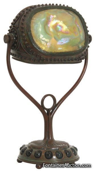 Tiffany Studios Turtleback Desk Lamp Tiffany Studios