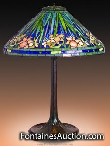 Antique Tiffany Antique Lamps and Lighting