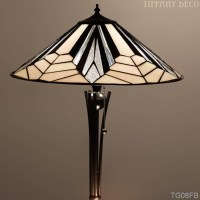 Lampadaire Art Dco B&W - Les plus belles Lampes Tiffany