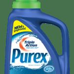 [Review] Purex Triple Action