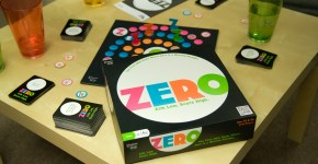 [Review] Zero the game